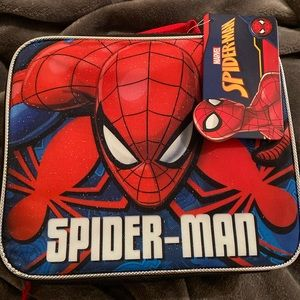 Other - New Spider Man lunch bag